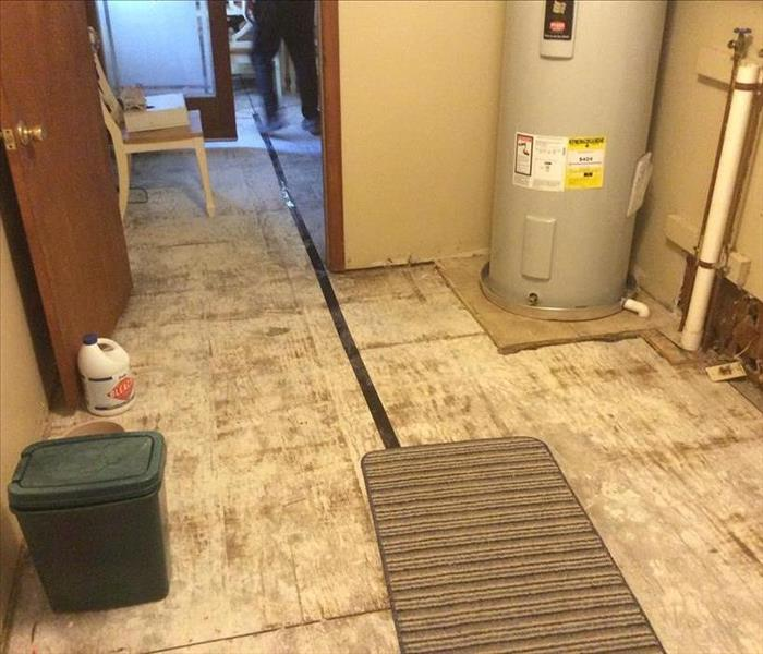 Water Damage in Moultrie, GA After